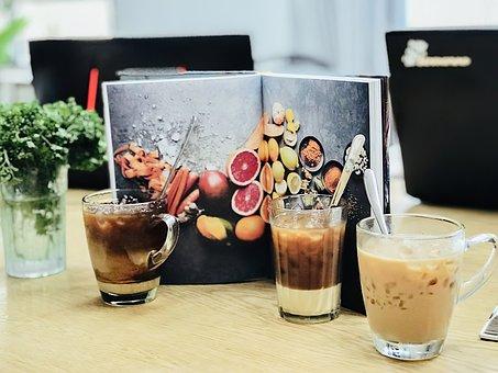 Cafe, Drink, Espresso, Caffeine, Cappuccino, Morning