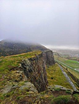 Scotland, Edinburgh, Arthur's Seat