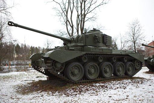 Armor, Tank, English, Comet Mk 1, War