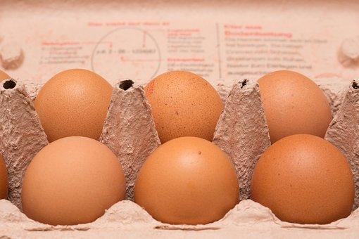 Egg, Hen's Egg, Bio, Food, Nutrition, Eat, Healthy
