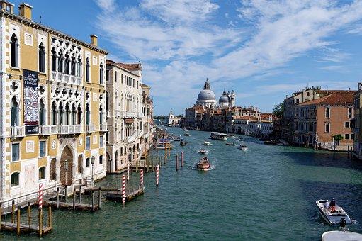 Venezia, Italian, Canal Grande