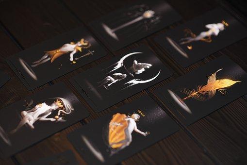 Tarot, Magic, Esoterics, Cards, Future, Psychic