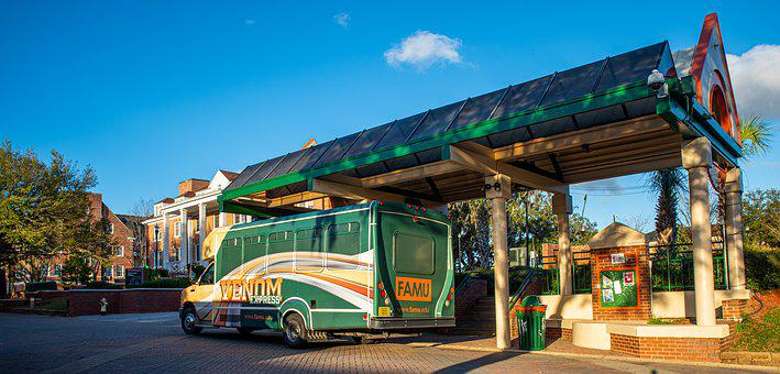 Rattler, Famu, Bus, Shuttle, Transport
