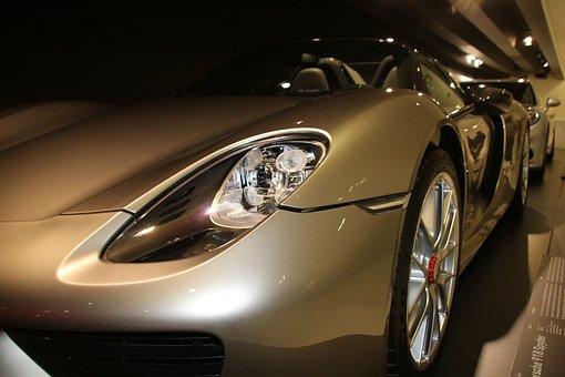 Porsche, Sports Car, Vehicle, Luxury