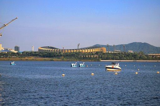 Hangang Park, Comprehensive Playground, Sports, Soul