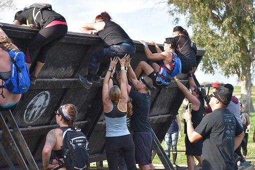 Spartan, Teamwork, Fitness, Challenge, Competition