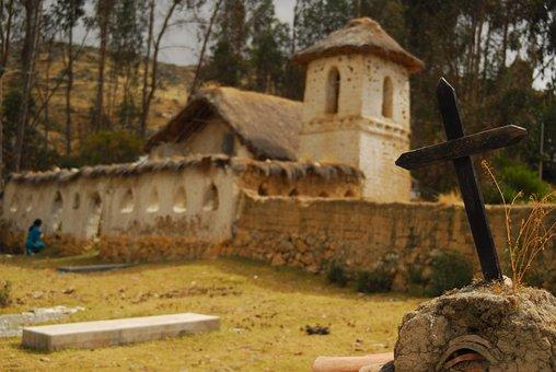 Temple, Campestre, Cruz, Abandoned, Religion, Church