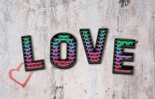 Love, Sign, Symbol, Heart, Valentine, Romance, Romantic