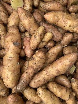 Potato, Earth, Veg, Vegetable, Vegan