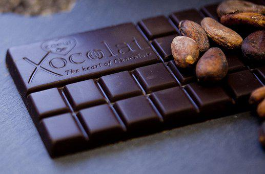 Chocolate, Bar, Handmade, Food, Delicious, Cocoa, Brown