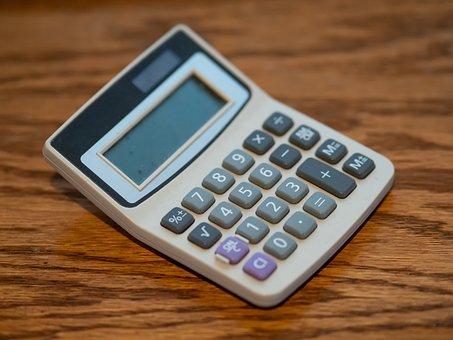 Calculator, Math, Calculation