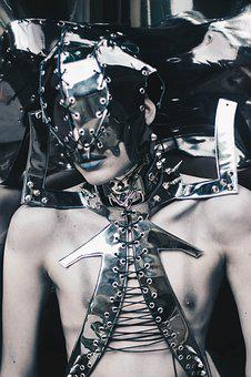 Cyberpunk, Metal, Urban, Technology