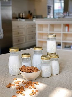 Soymilk, Milk, Nuts, Food, Delicious, Nutrition, Eat