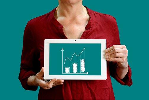 Chart, Investment, Analytics, Graph, Data, Report