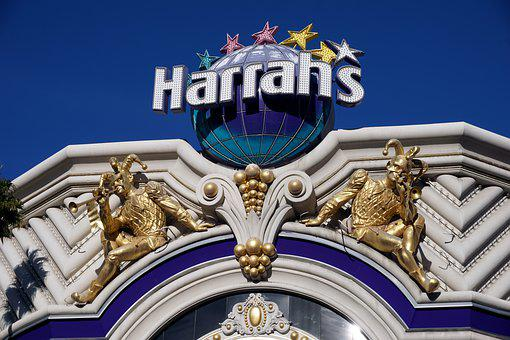 Casino, Las Vegas, Gambling, Harrahs, Strip, Harrah's