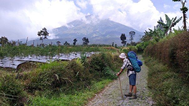 Mountain, Hiking, Nature, Landscape