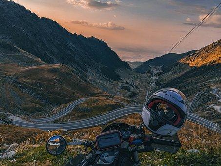 Romania, Roadtrip, Motorbike, Outdoor