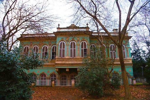 Palace, Architecture, Ottoman, Pavilion