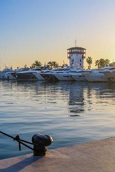 Mallorca, Puerto Portals, Port, Marina