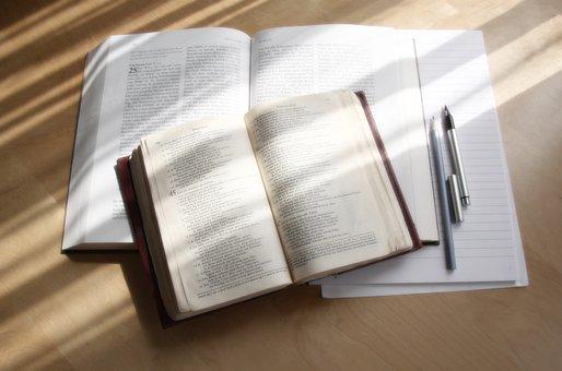 Bible, Literature, Book, Jesus, Religion, Read, Pray