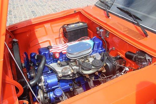 Vintage Car, Car, Vintage, Retro, Old, Automotive
