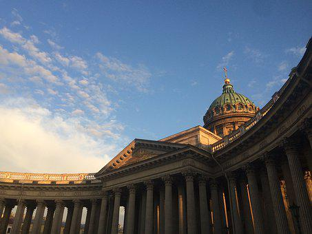 Saint Isaac's Cathedral, Russia, History, Architecture