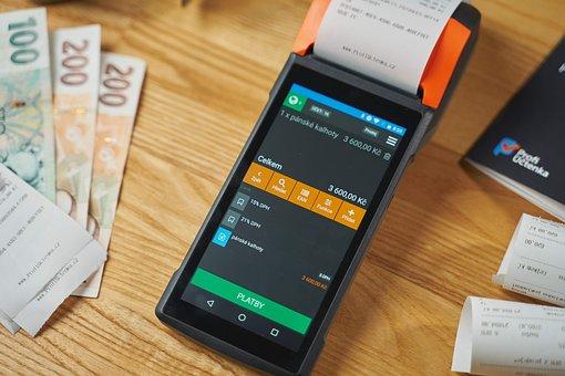 Eet, Payment, Bill, Coins, Finance, Money, Sale, Sales