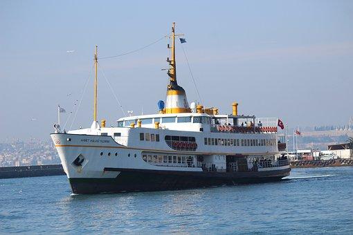 V, Istanbul, Turkey, Ship, Travel, Transportation