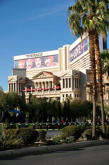 Casino, Las Vegas, Strip, The Mirage