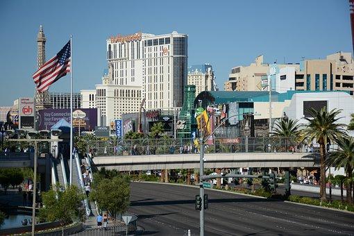 Las Vegas, Strip, Nevada, Casino, Tourism, Travel
