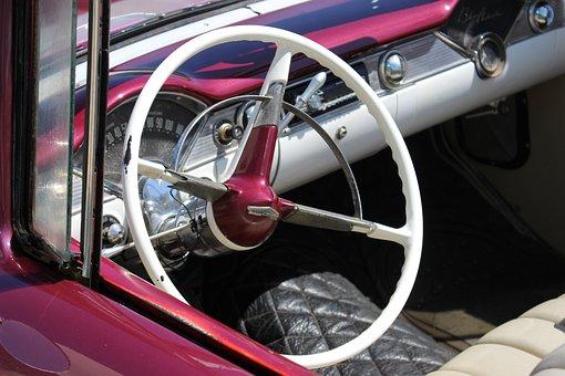 Car, Old, Auto, Retro, Vintage, Oldtimer, Classic