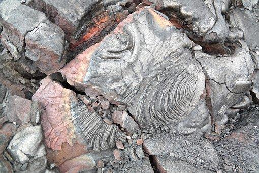 Lava, Volcano, Petrified, Geology, Cold, Pattern, Magma