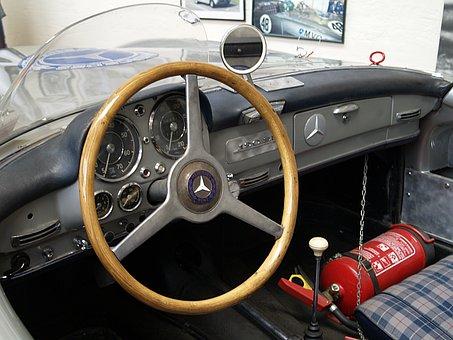 Oldtimer, Mercedes Benz, 190sl, Touring Car, Classic