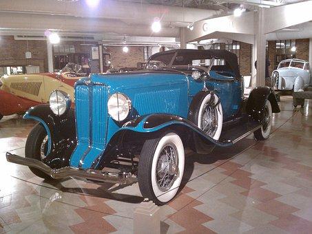 Auburn, Cord, Duesenberg, Acd Museum, Auburn Indiana