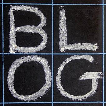 Blackboard, Blog, Black, Blogging, Board, Chalk Board