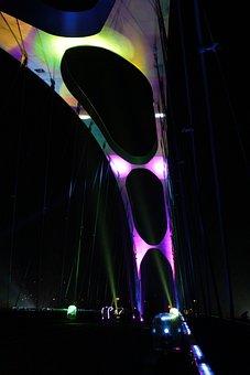Bridge, East Harbor Bridge, Frankfurt