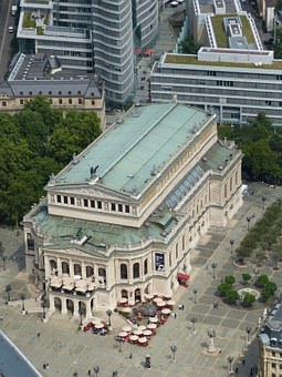 Frankfurt, Hesse, Architecture, Main, Building, City