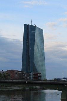 Frankfurt, Ecb, European, Central Belt