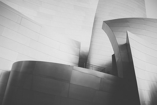 Walt Disney Concert Hall, Modern Architecture, Disney