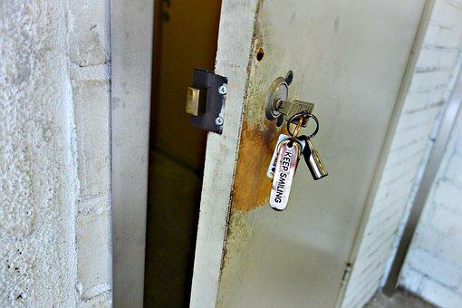 Key, Lock, Door, Open, Bunch Of Keys, Access