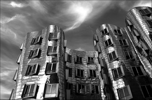 Homes, Building, Architecture, Gehry