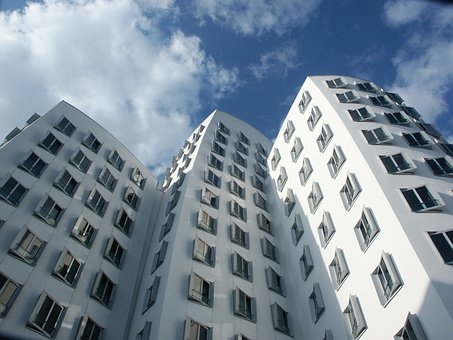 Gehry Architecture, Gehry Buildings, Architecture
