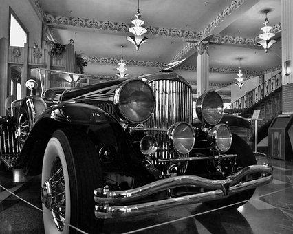 Automobile, Car, Cars, Antique, Antique Car, Historic