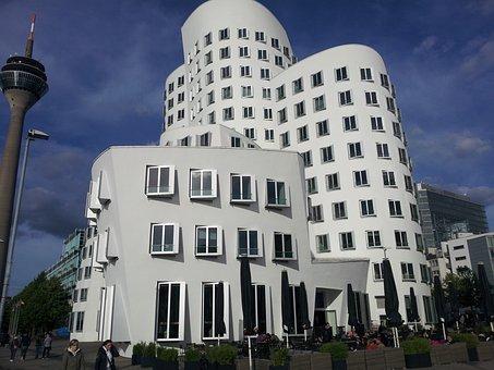 Düsseldorf, Architecture, Home, Modern, About, Germany