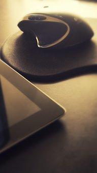 Computer Mouse, Computer, Internet, Ipad, Work