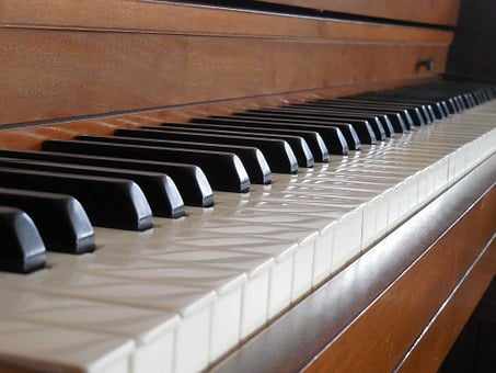Piano, Keys, Music, Instrument, Keyboard, White