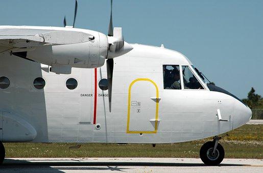 Aircraft, Airplane, Propellers, Flight, Plane, Aviation