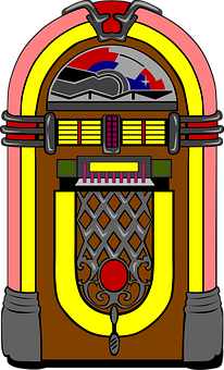 Jukebox, Record Player, Automatic Record Player