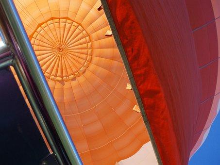 Balloons, Catalonia, Sky, Air, Blue, Adventure, Fun