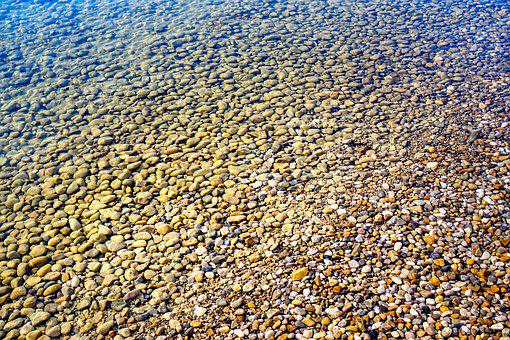 Pebble, Stones, Water, Background, Pebbles, Structure